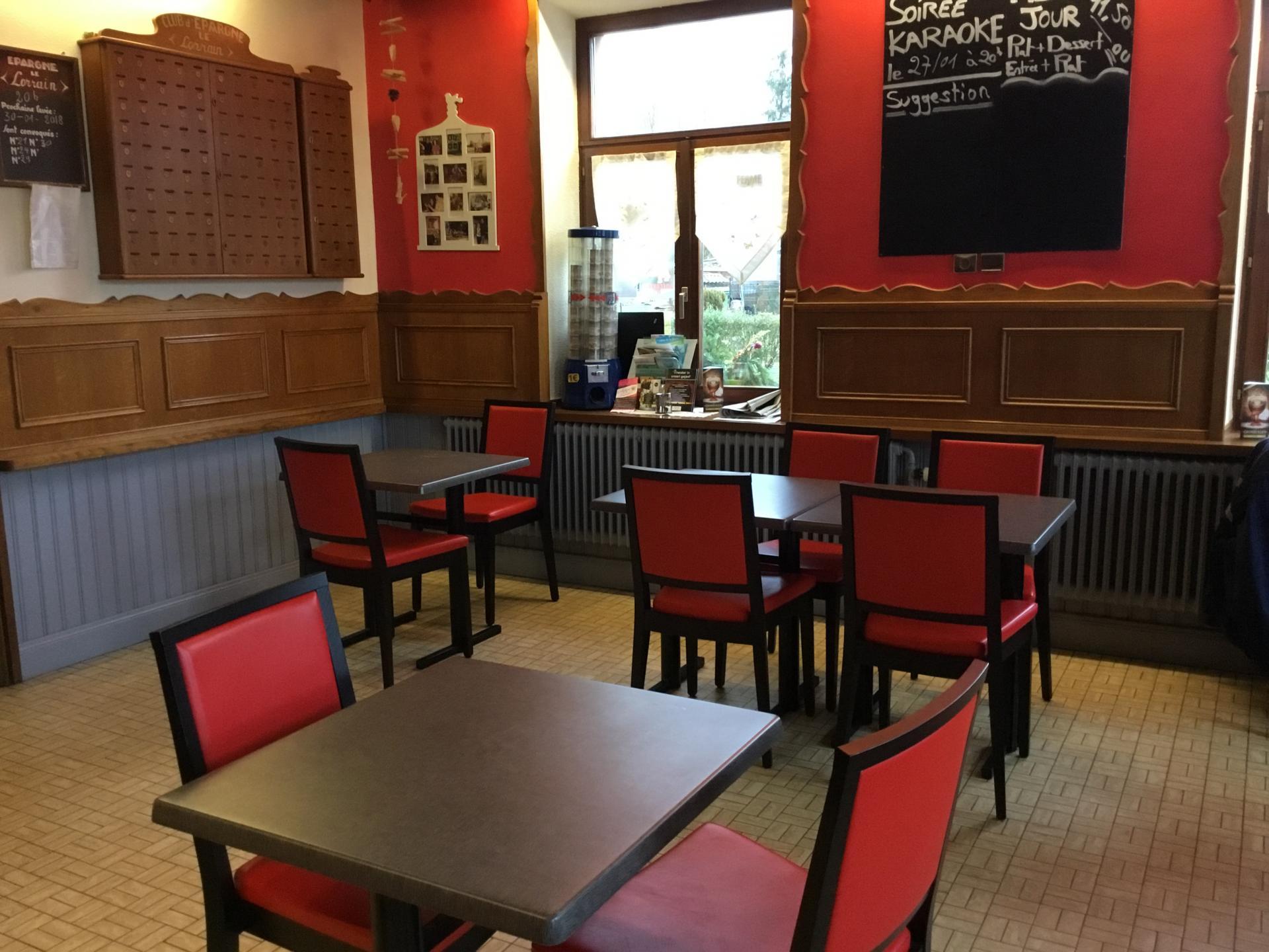 café resto Lorrain, Niderviller